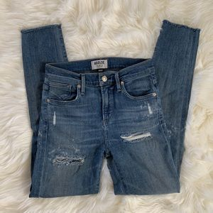 Agolde Jeans - AGOLDE Sophie High Rise Skinny in Cannes Size 25